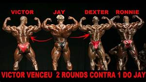 Jay Cutler Vs Victor Martinez Mr Olympia 2007