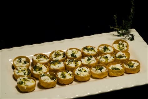 canapes filling recipe canapé cups sauce and sensibility
