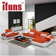 IFUNS Sofas For Living Room Large Corner Sofa Modern Design L Shaped Furniture Ideas Living Room Interior Pertaining To Living Room Corner 2012215539 Corner Sofas Wholesale Modern Sofa Manufacturers 3 763 JPG Corner Living Room Design With Modern Sofa New Home Scenery