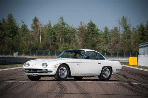 1964 Lamborghini 350 GT Gets a Full Restoration
