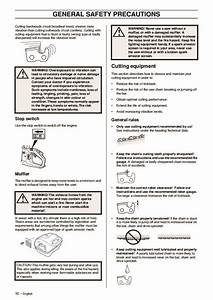 Husqvarna 336 Chainsaw Owners Manual  2001 2002 2003 2004