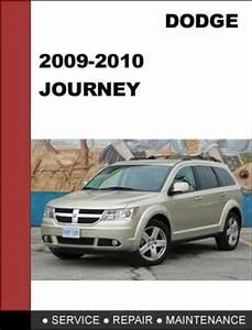 Dodge Journey 2009-2010 Factory Service Repair Manual Download
