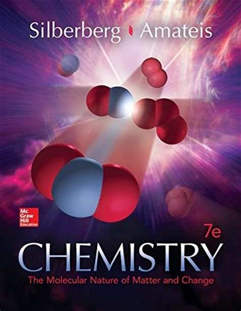 Chemistry The Molecular Nature Of Matter And Change Textbooks Slugbooks