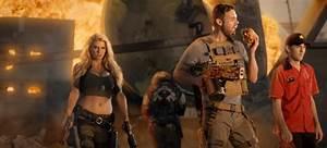 """Carl's Jr. & Call of Duty Black Ops 3 """"Nice Package ..."""