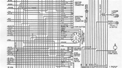 Free Auto Wiring Diagram Plymouth Belvedere Gtx