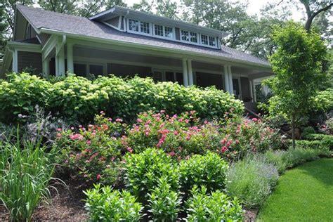 landscaping a sloped front yard hydrangeas front yard landscaping planting a sloped front yard bushes hydrangeas garden