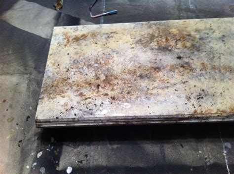 Faux Granite Countertop Prices by Faux Sho Painted Granite Countertops Crafts Painted