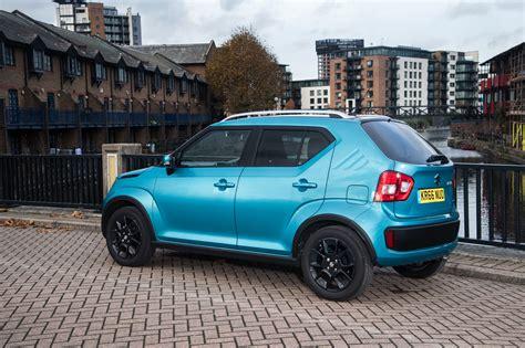 Review Suzuki Ignis by Suzuki Ignis Suv Review 2017 Parkers