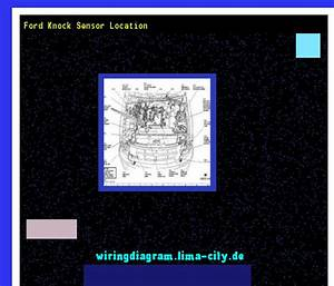 Ford Knock Sensor Location  Wiring Diagram 17451