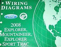 2008 Ford Explorer  Explorer Sport Trac  U0026 Mercury