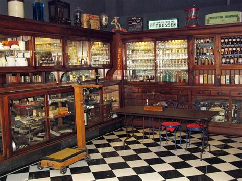 History Of Pharmacy by History Of Pharmacy Museum Tucson Az Arthur Taussig