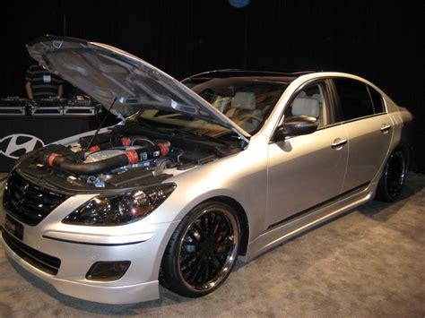 2009 Hyundai Genesis 4 6 by Sema So How About A 460 Hp Hyundai Genesis