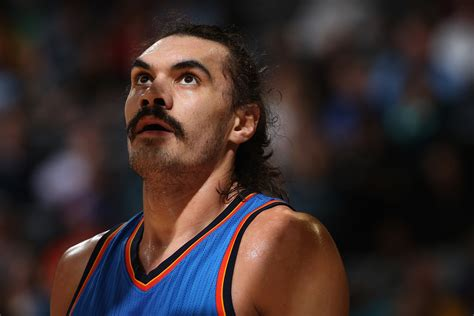Steven Adams gets posterized by a camper, much to the ...
