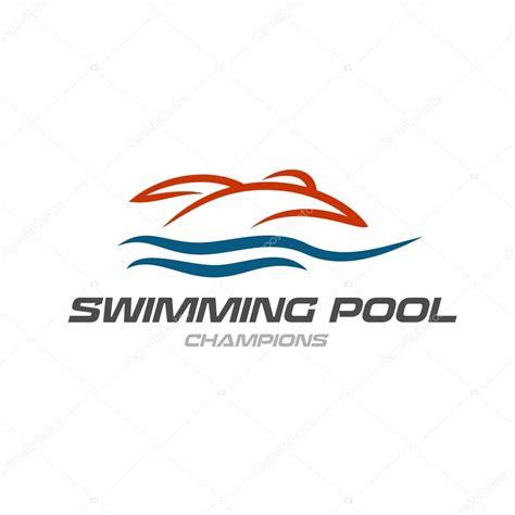 100 Swimming Logos Free  Unique Swimming Pool Company