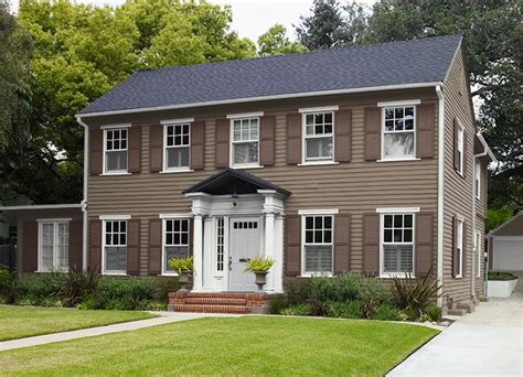 Exterior House Paints Samples. Exterior Paint Samples Are