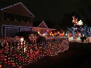 Tacky Christmas Lights: Where Are They in Burke? | Burke ...