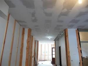 Installer Faux Plafond : installation de faux plafonds bruxelles ~ Melissatoandfro.com Idées de Décoration