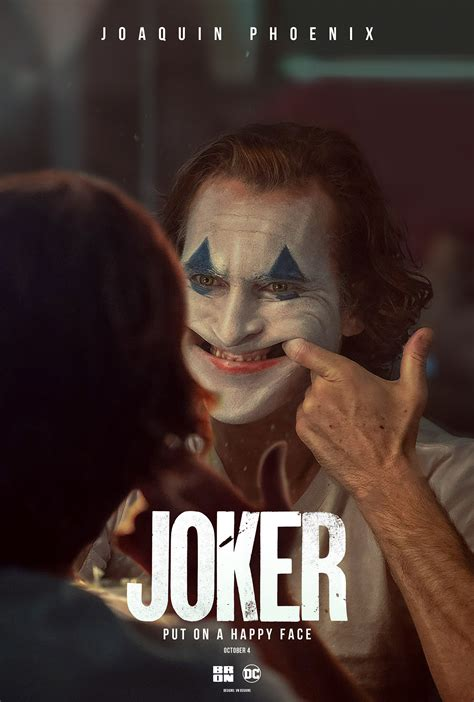 JOCKER Film | Unofficial Poster Designs on Behance