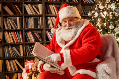 An Interview with Santa Claus, Polyglot
