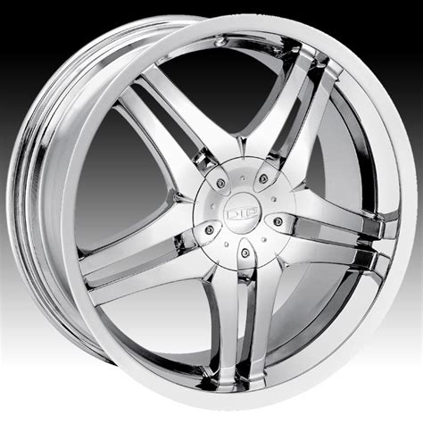 dip  dagger chrome custom wheels rims discontinued