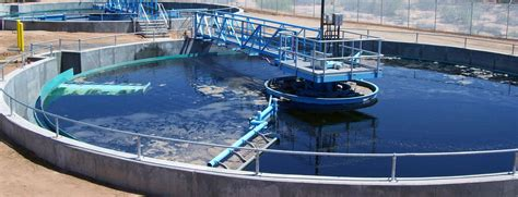 delivering big capital water treatment projects through