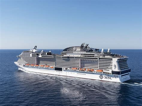 msc meraviglia cruise ship facilities msc cruises