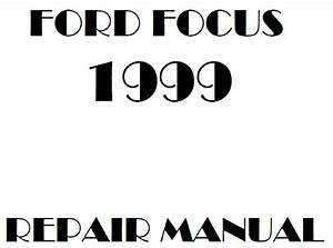 1999 Ford Focus Repair Manual