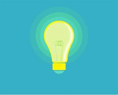 Animated Giphy Idea Gifs Bulb Animation Sells