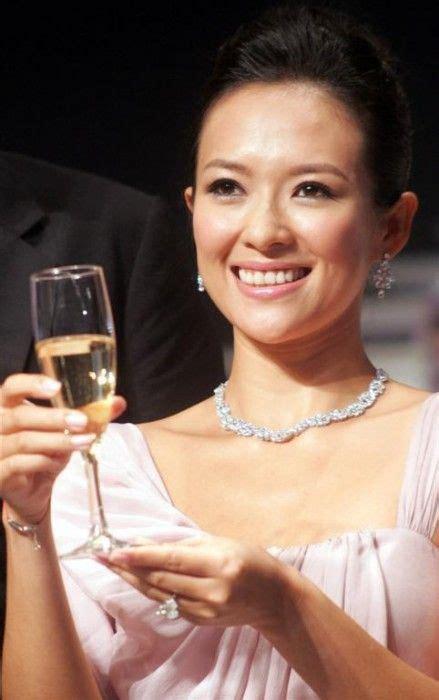 Zhang Ziyi Engagement Ring Celebrities Fashion