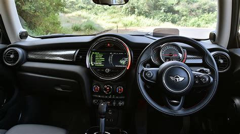 Mini Cooper Blue Edition Modification by Mini Cooper S 3 Door Interior Car Photos Overdrive
