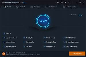 Advanced SystemCare - Télécharger
