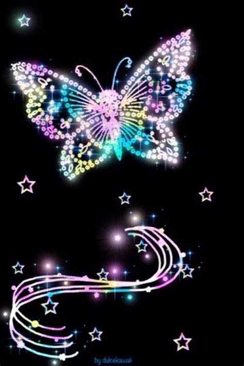 Background Home Screen Butterfly Wallpaper by Mariposas Neon Fondos De Mariposas In 2019 Butterfly Butterfly