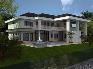 Bulfor Construcciones :: Barranquilla :: Colombia: Plano Gratis de casa moderna