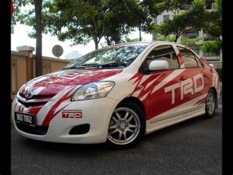Modifikasi Toyota Vios by Modifikasi Toyota Vios