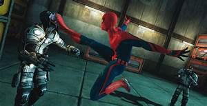 The Amazing Spider-Man (gameplay 4)