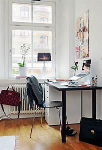 Home Office : funky workspaces with artistic flair ~ Watch28wear.com Haus und Dekorationen