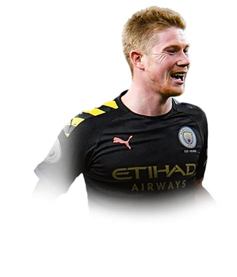 Kevin De Bruyne 94 CAM | Team of the Week Gold | FIFA 20 ...