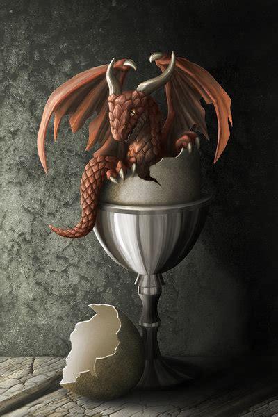 red dragon hatchling dashase deviantart