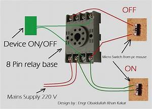 5 Pin Relay Wiring Diagram 24 Volt