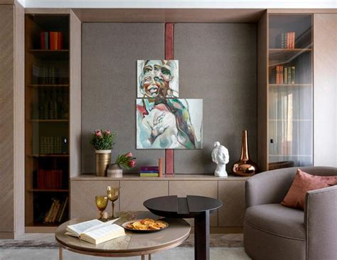 modern interior design ideas beautified  art deco accents