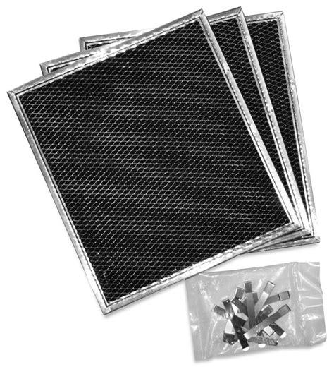 whirlpool  range hood charcoal filter kits  set  remove odors  recirculate