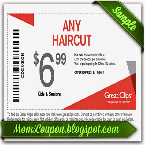 great clip haircut coupons use free printable great coupons for big discounts 5462