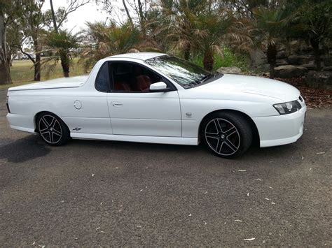holden ute ss 2004 holden ute ss for sale or swap qld darling downs