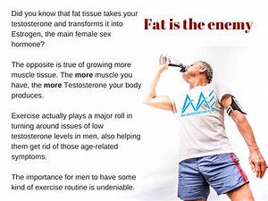 Exercise Can Help With Issues Of Low Testosterone