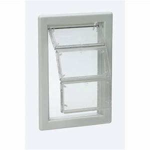 Replacement flap for idealquotultra flexquot dog pet door med ebay for Dog door flap material