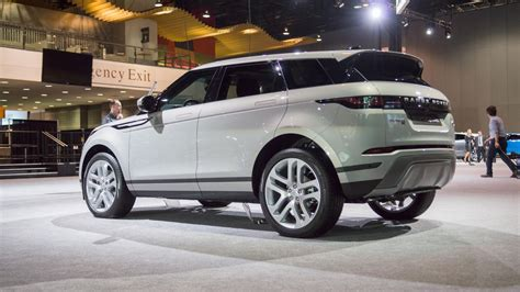 2020 Range Rover Evoque Brings Top-notch Style To Chicago