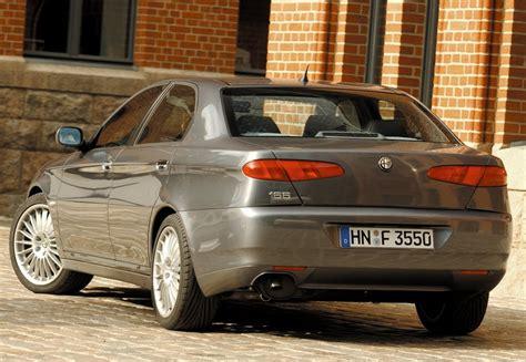 Alfa Romeo 166 by Alfa Romeo 166 Sedan 2003 2007 Reviews Technical Data