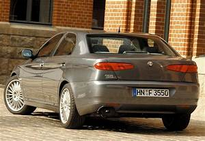 Alfa Romeo 166 : alfa romeo 166 sedan 2003 2007 reviews technical data prices ~ Gottalentnigeria.com Avis de Voitures