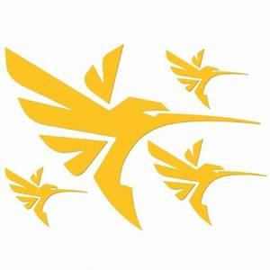 Autocollant Marque : autocollant colibri humminnbird jaune stickers navicom toute l 39 lectronique marine ~ Gottalentnigeria.com Avis de Voitures