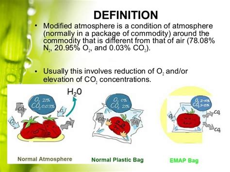 Modified Atmosphere Packaging Disadvantages by Lecture 6 Postharvest Of Senescence And Related